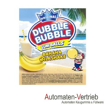 Dubble Bubble Banana Shake 26mm (9,64€/1kg)