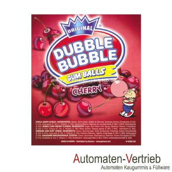 Dubble Bubble Cherry 26mm (9,64€/1kg)